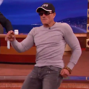 Conan O'Brien, Jean-Claude Van Damme