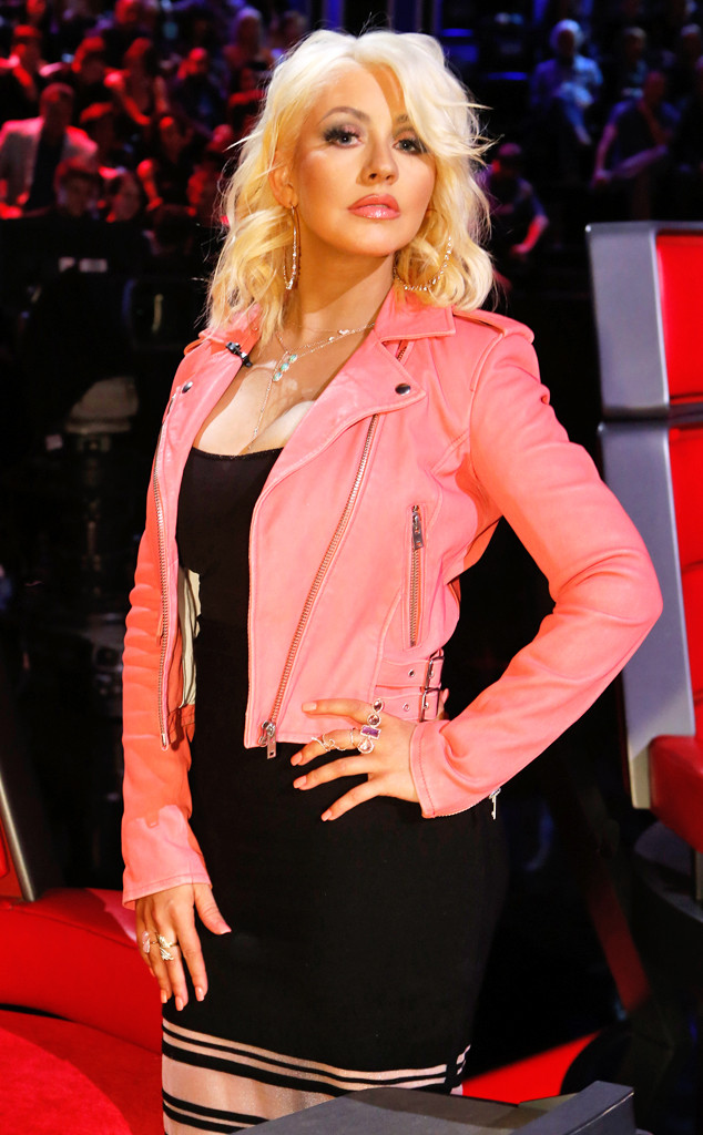 Christina Aguilera Returning To The Voice For Season 10