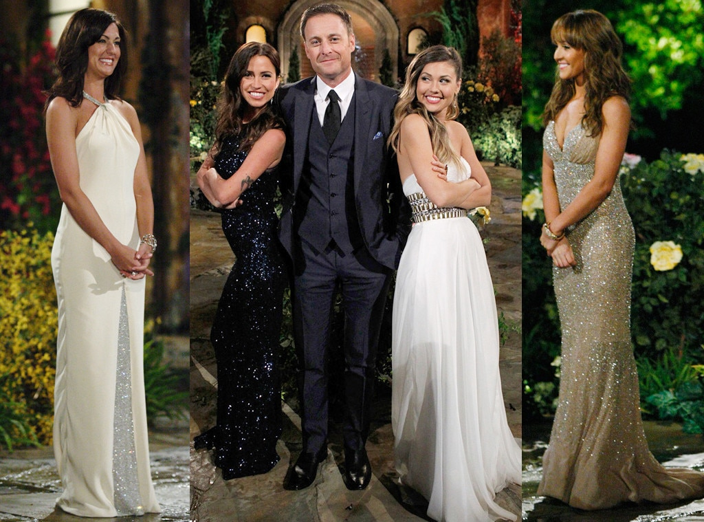 We Ranked The Bachelorettes 12 Premiere Dresses From