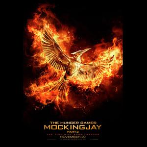 Hunger Games: Mockingjay Part 2, Teaser Poster