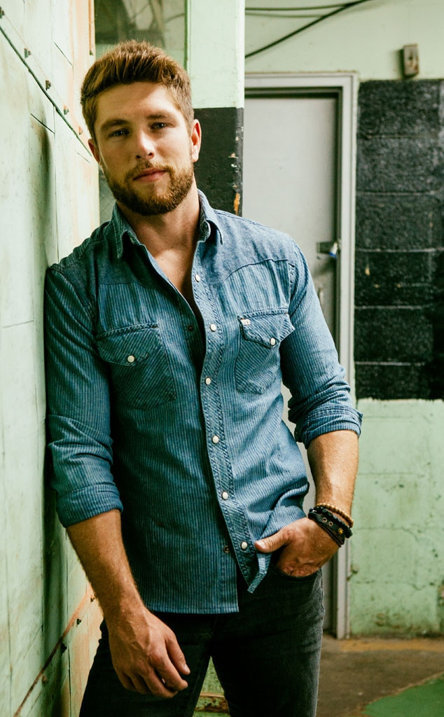 Chris Lane, iHeart Radio Rising Star Finalist