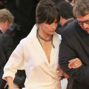 Sophie Marceau, Cannes 2015, Wardrobe Malfunction