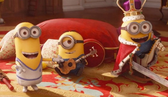 Minions Movie Trailer
