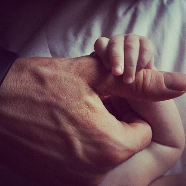 Ryan Reynolds, Baby James, Instagram