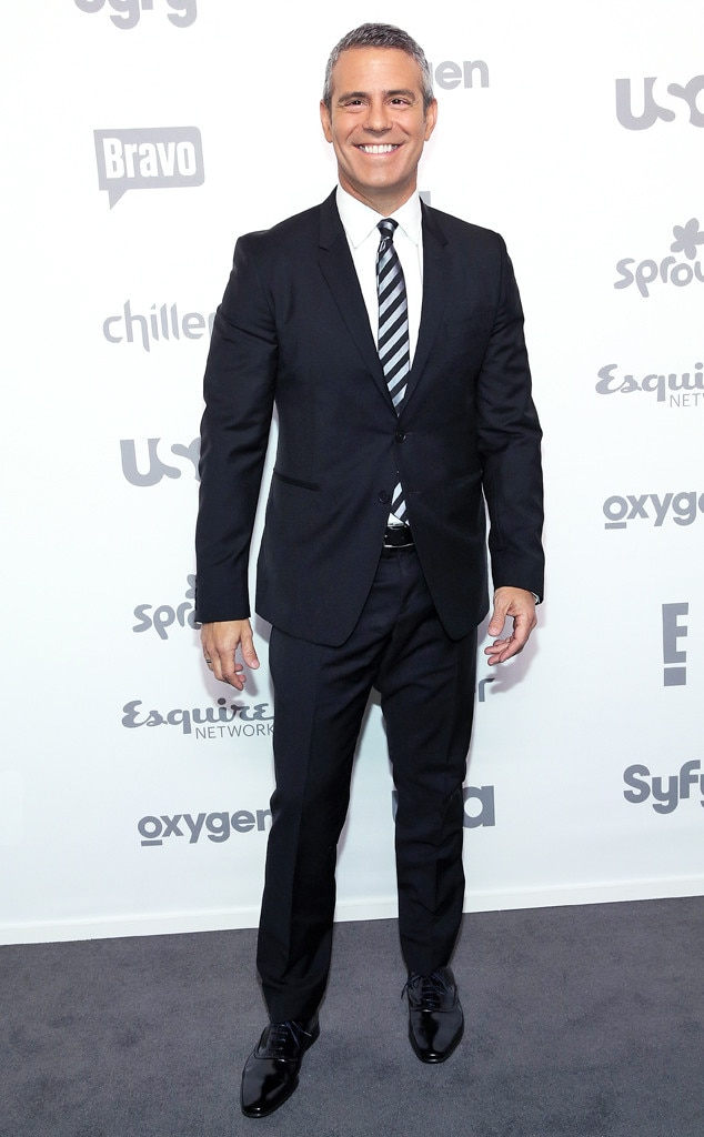 Andy Cohen, NBC Upfronts