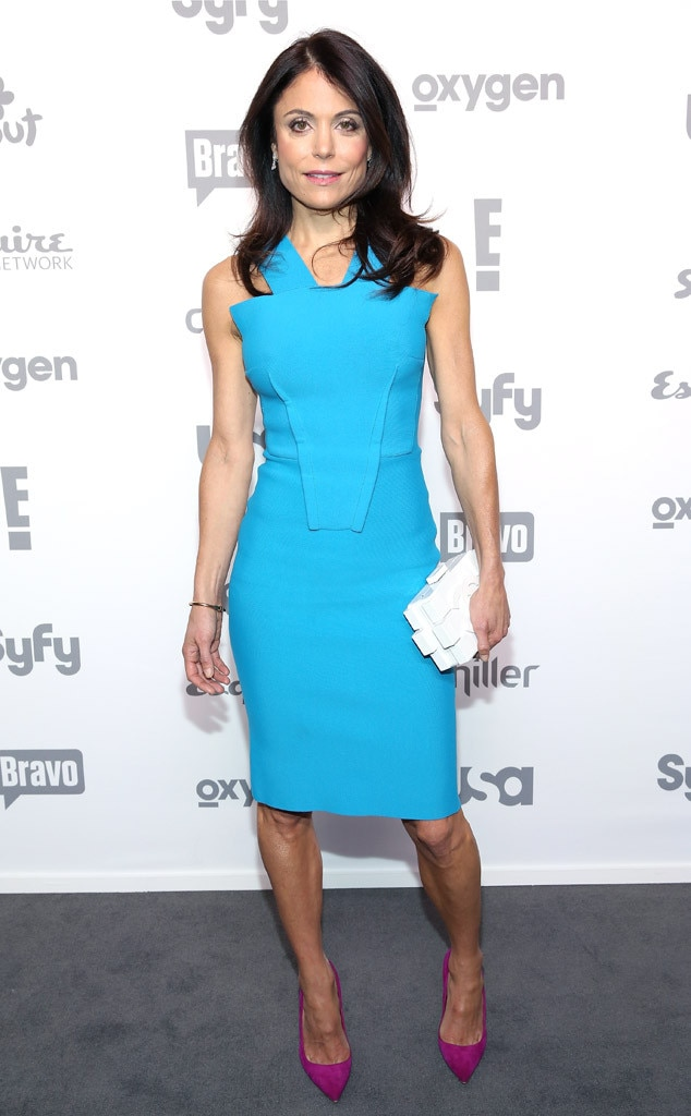 Bethenny Frankel, NBC Upfronts