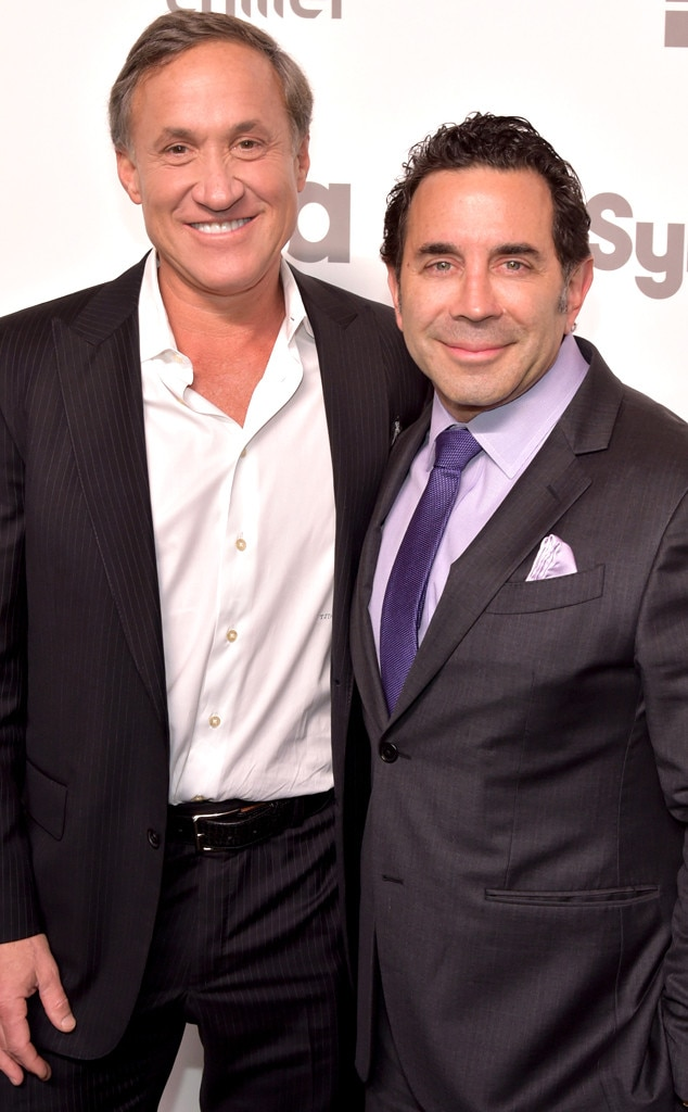 Dr. Terry Dubrow, Dr. Paul Nassif, NBC Upfronts