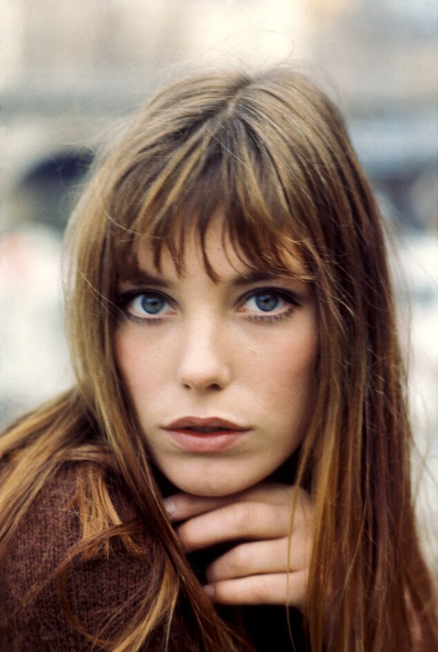 Jane Birkin, History of French It Girls