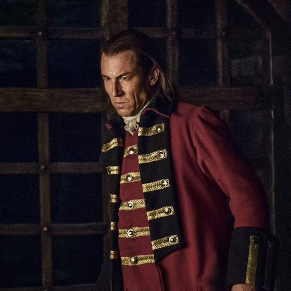 1. Black Jack Randall, Outlander From 17 TV Characters We