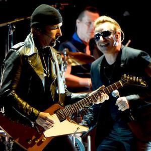 The Edge, Bono, U2