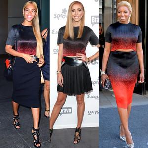 Giuliana Rancic, Beyonce, Nene Leakes, Nene Leakes