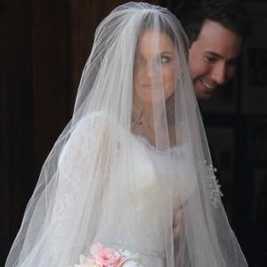 Geri Halliwell, Wedding