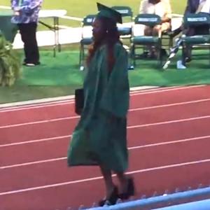 Graduation Fall