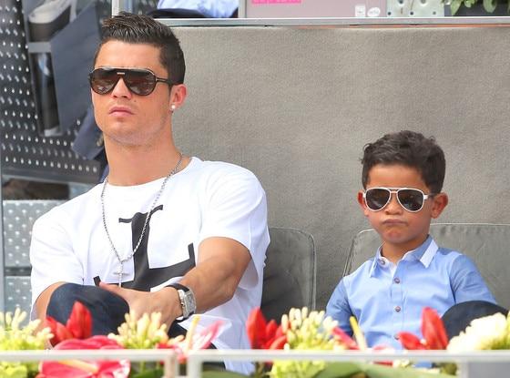 Cristiano Ronaldo, Son, Cristiano Ronaldo, Jr.