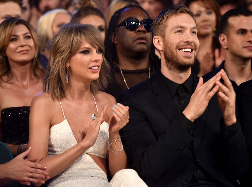 Taylor Swift, Calvin Harris, Billboard Music Awards 2015