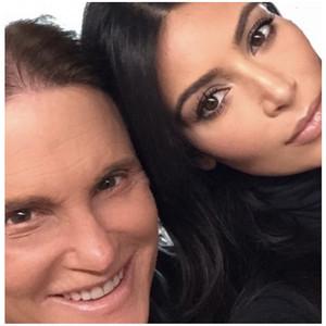 Kim Kardashian, Bruce Jenner, Instagram