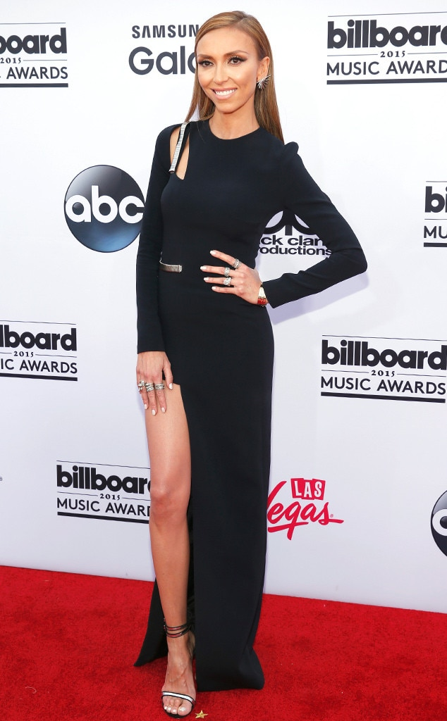 Giuliana Rancic, 2015 Billboard Music Awards