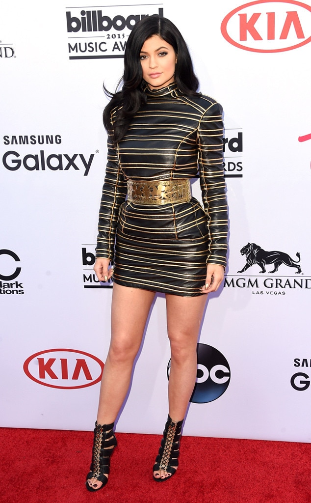 Kylie Jenner, Billboard Music Awards 2015