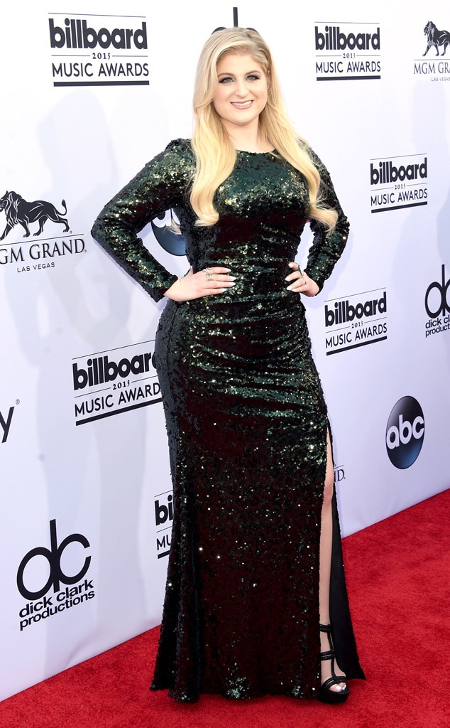 Meghan Trainor, Billboard Music Awards 2015