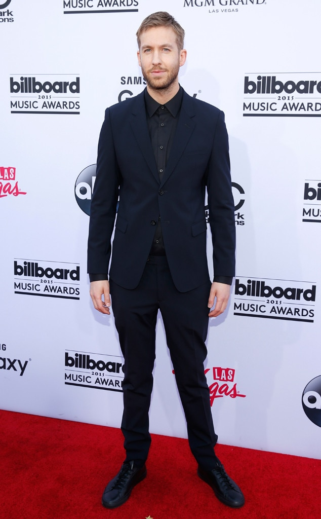 Calvin Harris, Billboard Music Awards 2015