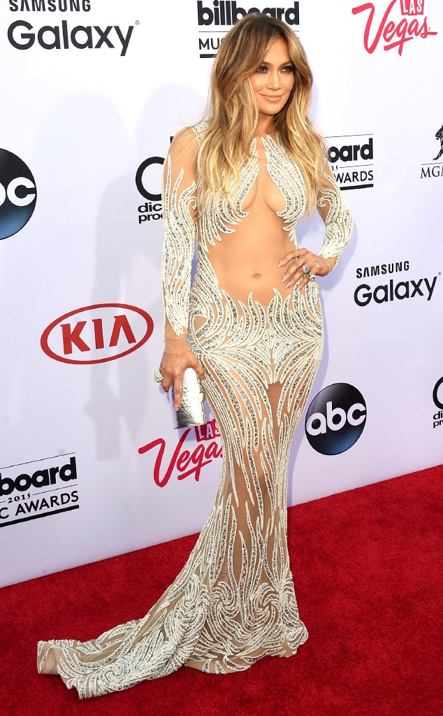 Jennifer Lopez, Billboard Music Awards 2015, ESC