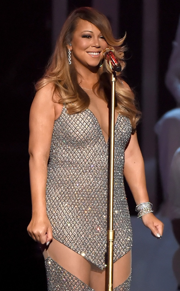 Mariah Carey's Label Boss L.A. Reid Says She Is Not Going to Have a No ... Mariah Carey