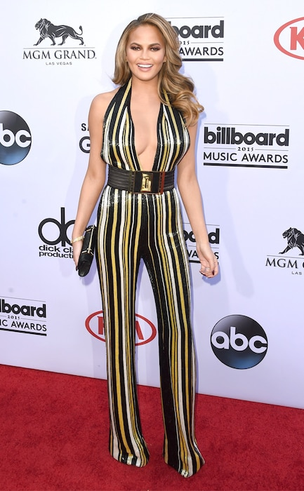 Chrissy Teigen, Billboard Music Awards 2015