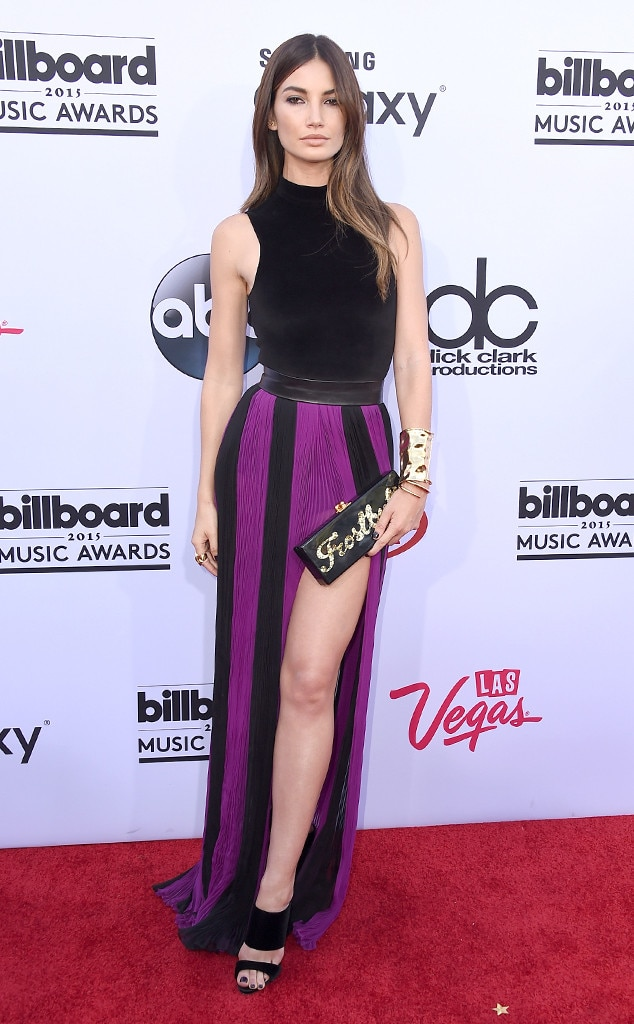 Lily Aldridge, Billboard Music Awards 2015