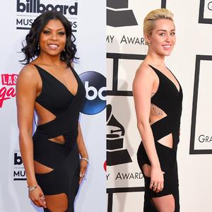 Taraji P. Henson, Miley Cyrus, Billboard Music Awards 2015