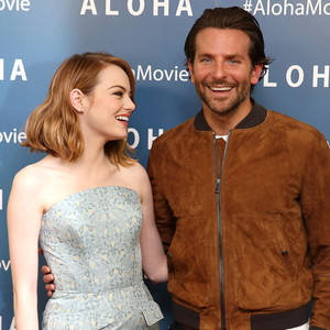 Emma Stone, Bradley Cooper