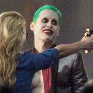 Jared Leto, Margot Robbie