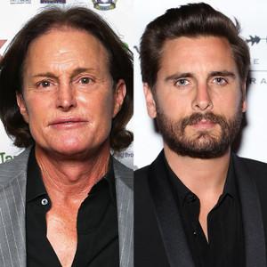 Bruce Jenner, Scott Disick
