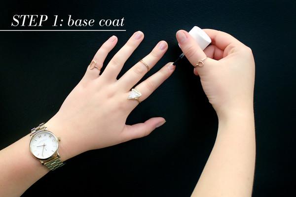 ESC, Easy DIY Manicure