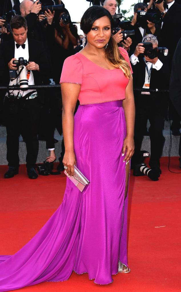 Mindy Kaling, Cannes 2015