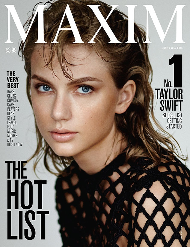Taylor Swift, Maxim