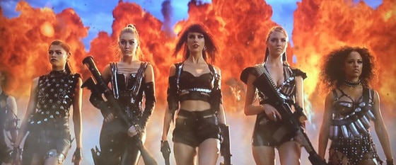 Bad Blood v Feeling Myself
