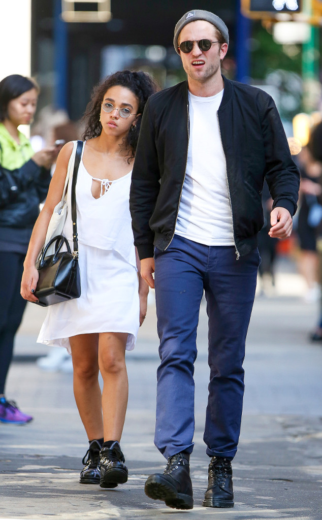Robert Pattinson, FKA Twigs