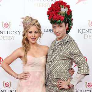 Kentucky Derby, Tara Lipinski, Johnny Weir