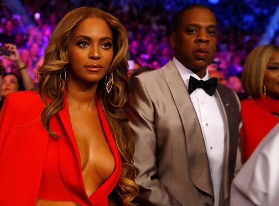 Beyonce, Jay-Z, Manny Pacquiao, Floyd Mayweather Jr. Fight