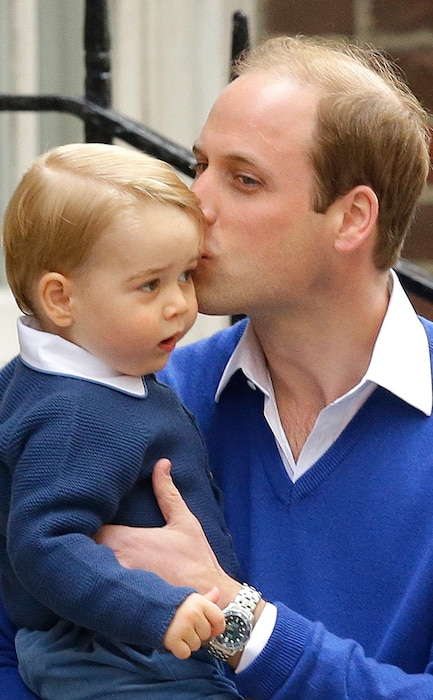 Prince William, Duke of Cambridge, Prince George