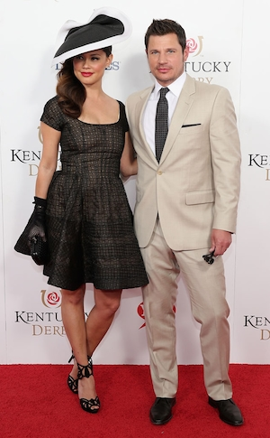 Kentucky Derby,  Vanessa Lachey, Nick Lachey