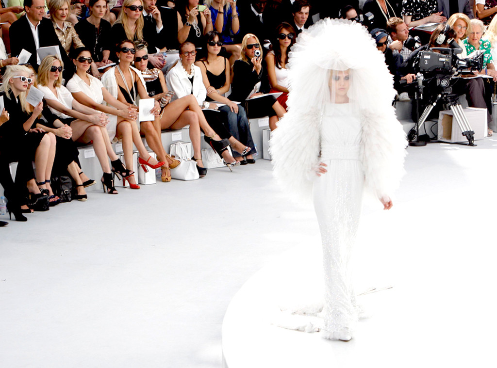 Best Ever Bridal Runway, Chanel 2008