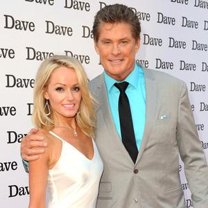 David Hasselhoff, Hayley Roberts