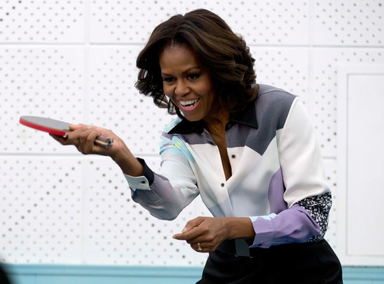 The Workout Michelle Obama Will Be Doing This Year