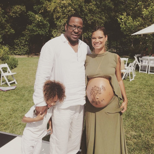 Bobby Brown, Alicia Brown, Instagram