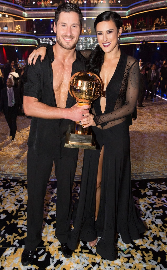 Dancing With The Stars, DWTS, Rumer Willis, Val Chmerkovskiy, Winner