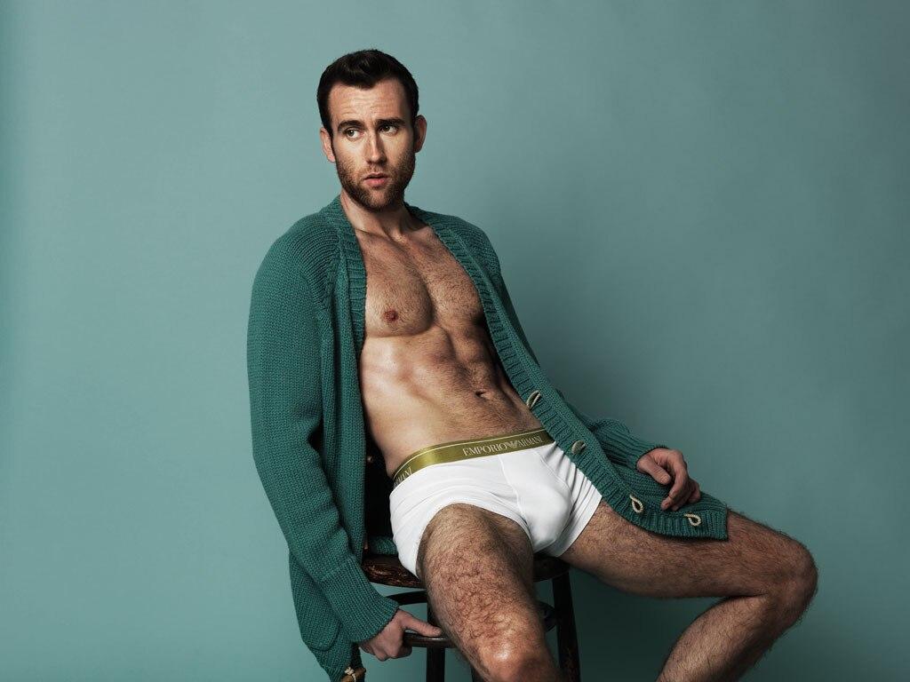 Hello, Neville Longbottom! Matthew Lewis Is Too Hot to Handle in ...