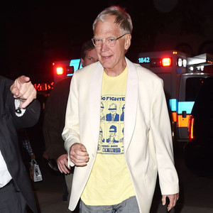 David Letterman, Final Show