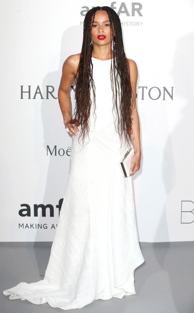 Zoe Kravitz, amfAR, Cannes