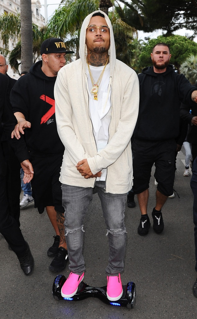 Chris Brown Home Invasion Robbery Hose Held In Closet